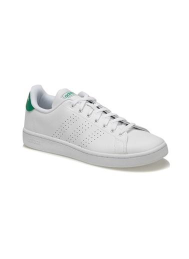 adidas adidas F36424 Advantage Erkek Lifestyle Ayakkabı Beyaz